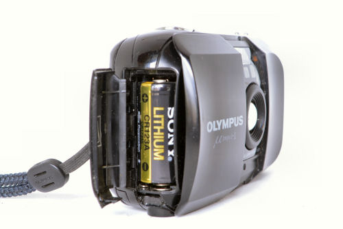 Lithium Batterie CR 123